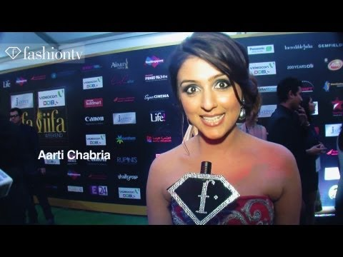 Day 3 Green Carpet at International Indian Film Academy, Singapore | FashionTV ASIA