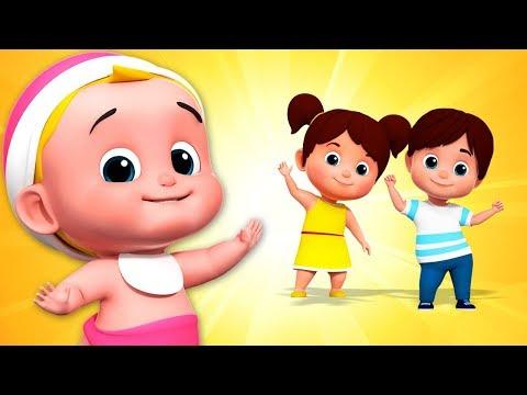 Le 10 migliori filastrocche | nuove canzoni per bambini | e poesie | Top 10 Nursery Rhymes