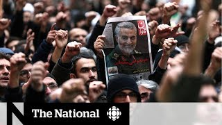 Iran retaliates: Missiles launched at U.S. military bases