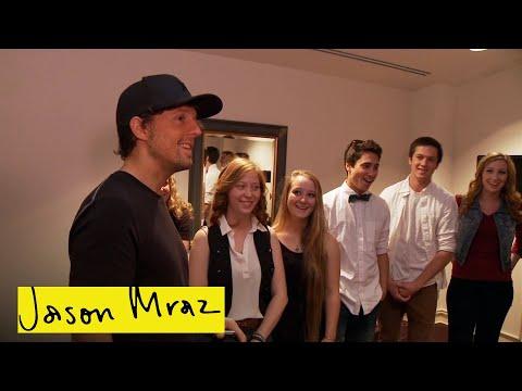 Jason Mraz: #jasonandjane live from the road (update #5 - San Luis Obispo, CA) feat. Take It SLO