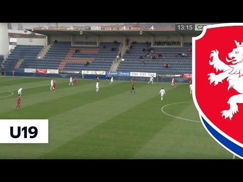 Česká republika U19 - Maďarsko U19