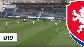 Hungary U19 vs Czech Republic U19 full match