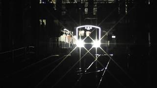 隣駅でも目立つ、新型車両821系 JR九州西小倉駅