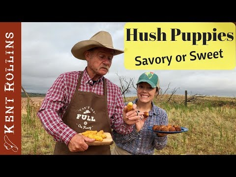 Best Fried Hush Puppies - Savory And Sweet Recipes