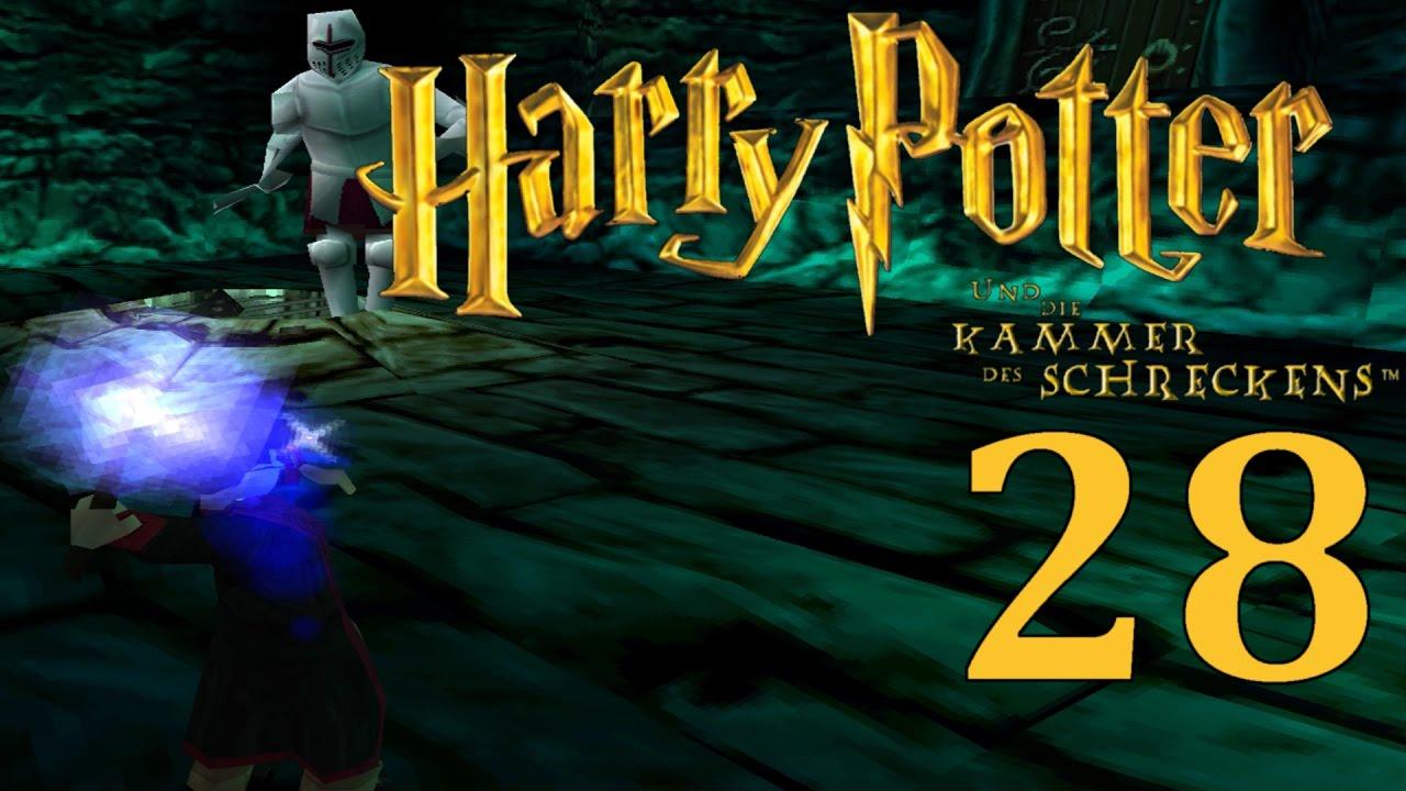 LetS Play Harry Potter Und Die Kammer Des Schreckens