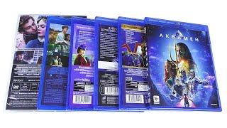 Пополнение коллекции #31: Blu-ray фильмы (bluraymania.ru)