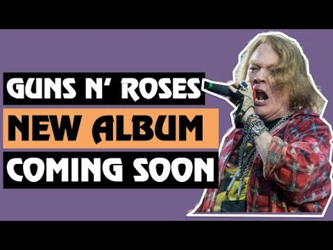 guns n 39 roses news new album is on the way according to richard fortus 2019 maybe youtube. Black Bedroom Furniture Sets. Home Design Ideas