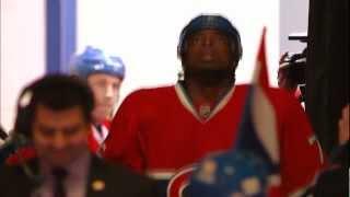 "Jay Baruchel ""Two Solitudes"" Hockey Night In Canada Opening"