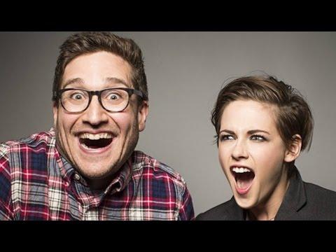 Podcast De Kristen Stewart Com  Josh Horowitz No Happy, Sad, Confused