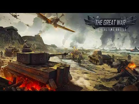 「The Great War: Total Conflict」などが配信開始。新作スマホゲームアプリ(無料/基本無料)紹介(10/18)。 hqdefault