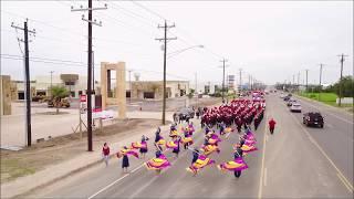 2018 Sharyland H.S. Homecoming Parade
