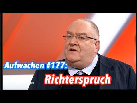 Aufwachen #177: Eins, Zwei, Polizei - Stress bei Maischberger, Trumps Buch & Robert Habeck