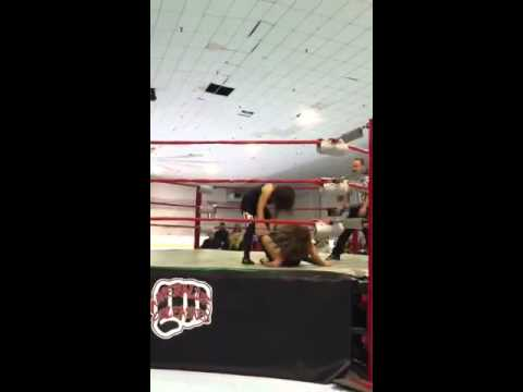 Allison Danger vs Allie Parker 11/10/12 - YouTube