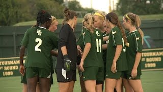 Baylor Soccer cruises to 5-0 victory