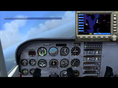 FSX LEARNING CENTER Instrument Pilot Lesson 3: Holding Patterns 計器飛行操縦士 レッスン 3: ホールディング パターン