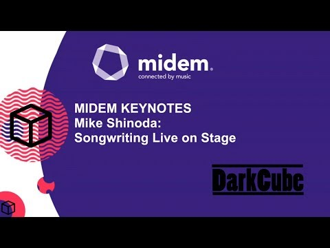Mike Shinoda & Mark Hoppus - Songwriting Live on Stage - русская озвучка