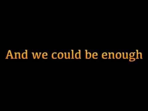 That Would Be Enough  - karaoke