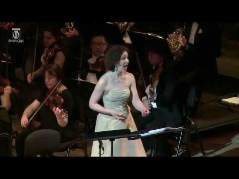 Beethoven Opera Fidelio_ Recitative and aria of Leonore_Juliane Banse_Musica Viva Orchestra