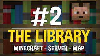 ماين كرافت: المكتبه - Minecraft: The Library - #2 - مع M7MDXD