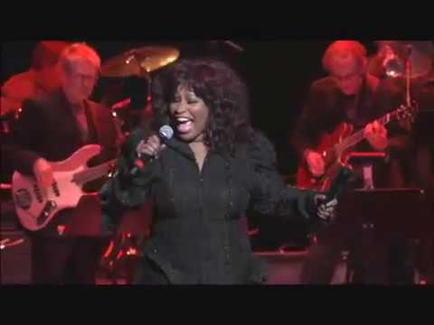 Chaka Khan - Natural Woman + Until You Come Back To Me - Honors Aretha Franklin In Hall of Fame 2011