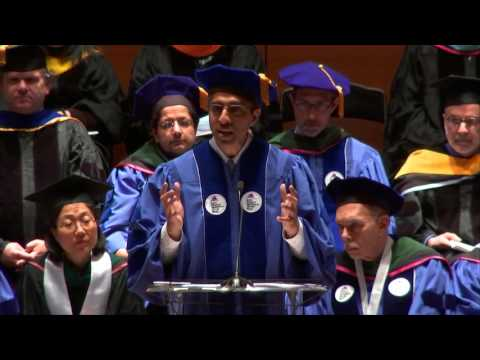 Dr. Vivek Murthy Addresses Graduates at the 2017 Commencement
