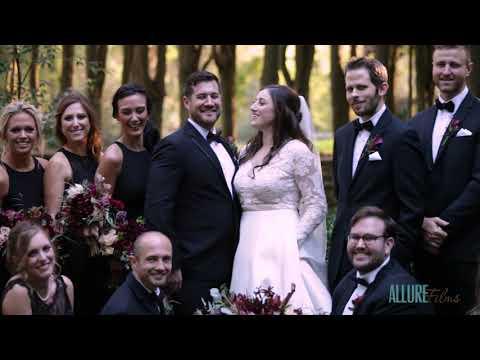 Parque Ridley Creek Wedding