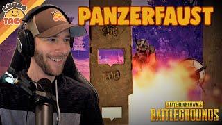 Finally, a Panzerfaust ft. A1RM4X - chocoTaco PUBG Gameplay