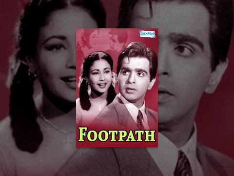 Footpath 1953 - Dilip Kumar - Meena Kumari