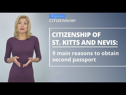 St. Kitts and Nevis citizenship by investment 👉Obtain St. Kitts & Nevis passport: Costs, benefits