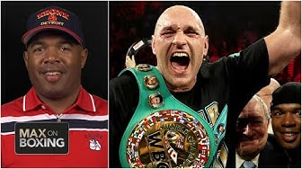 SugarHill Steward on Tyson Fury and the Kronk style that beat Deontay Wilder | Max on Boxing
