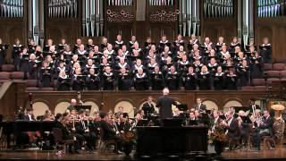 Repeat youtube video Amazing Grace with Orchestra, Choir and Bagpipes