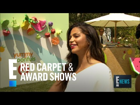 Camila Alves Talks Yummy Spoonfuls Business and Father's Day | E! Live from the Red Carpet
