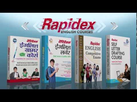 Rapidex Spoken English Book