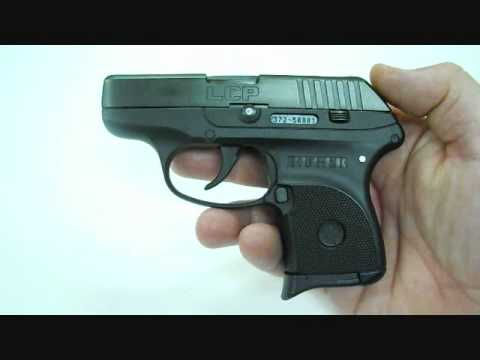 Ruger Lcp Lightweight Compact Pistol