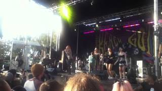 Foxygen live @ Beach Goth 3