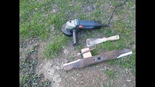 Ako nabrúsiť a vyvážiť nôž benzínovej kosačky