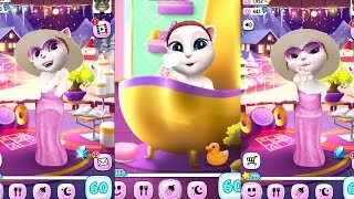 My Talking Angela Android Gameplay #3