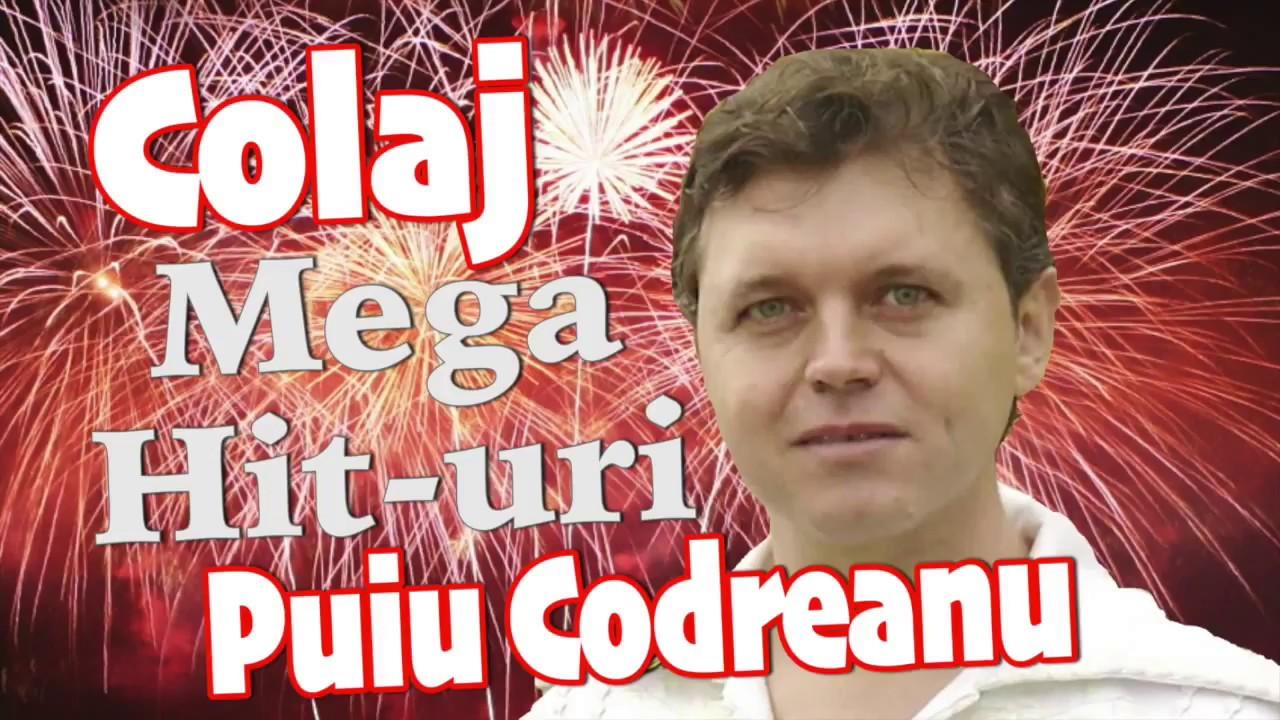 Puiu Codreanu - Colaj Mega Hit-uri, Mix 2016