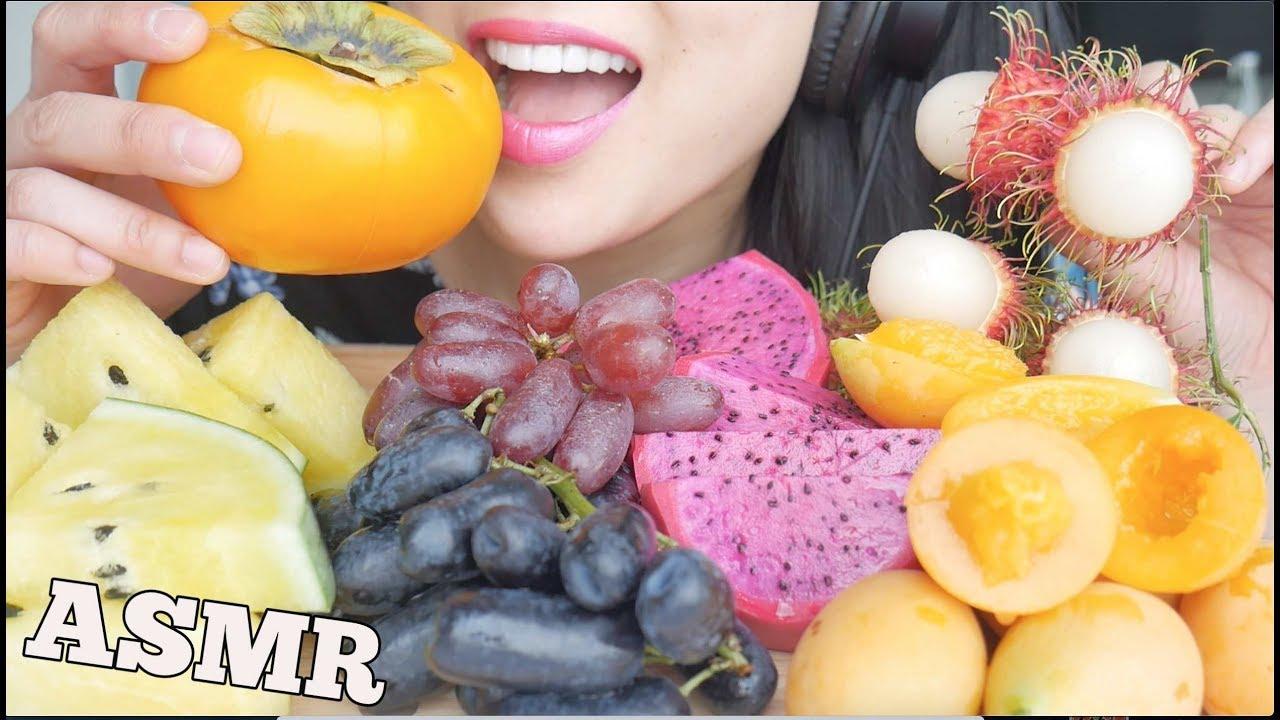Asmr Fruits Eating Sounds No Talking Sas Asmr Youtube Asmr mochi *fresh fruits *best mochi i've ever had (sticky soft eating sounds) no talking. asmr fruits eating sounds no talking sas asmr