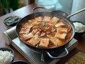 김치찌개 정말 맛있게 끓이는 3가지 꿀팁!  4k  l 식사는 하셨나요? l