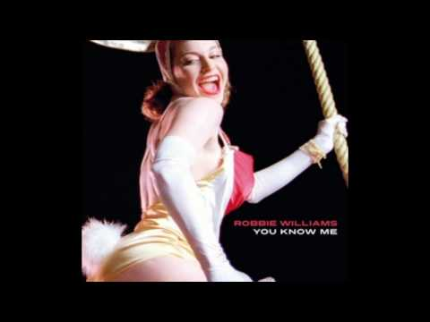 Robbie Williams - you know me [HQ] Top Sound