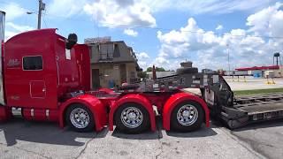 July 31, 2018/972 Beautiful Truck ( heavy haul )