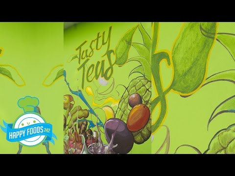 Happy Foods Season 2 - Episode 9 - Tasty Teas