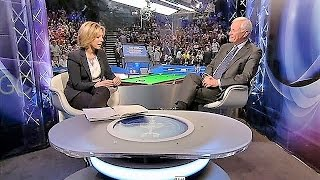 Snooker News - Snooker World Champ 2016 Barry Hearn's Good News