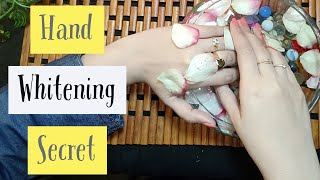 """My Personal """"Hand Care"""" Routine In """"Winter""""(Hand Whitening Secret & Tips)"""