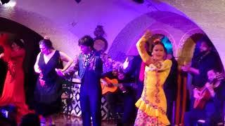 Зажигательный испанский танец