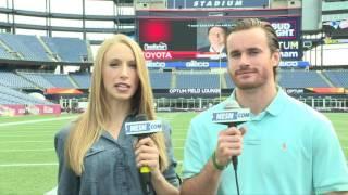 Patriots' Offensive Line Thrives Vs. J.J. Watt