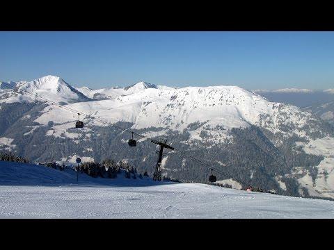 Piste 25 Fleck at Kirchberg Kitbuhel Ski Area