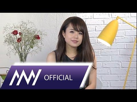 Thái Trinh chia sẻ chuyện làm MV Is it love