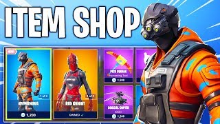 Fortnite Item Shop! NEW HYPERNOVA SKIN! Daily & Featured Items!